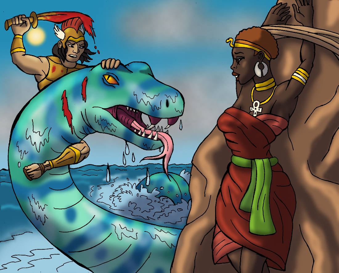 Perseus to the Rescue!