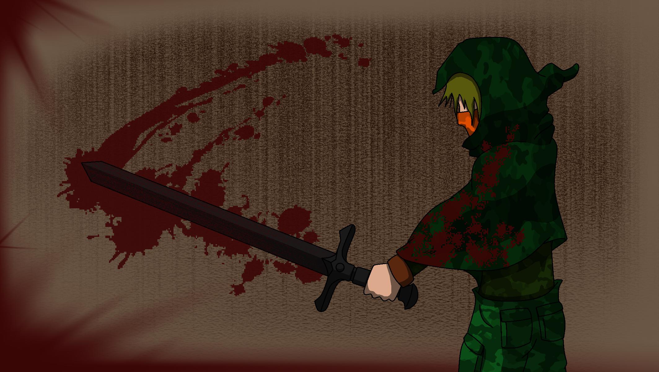 Survival Swordsman Background