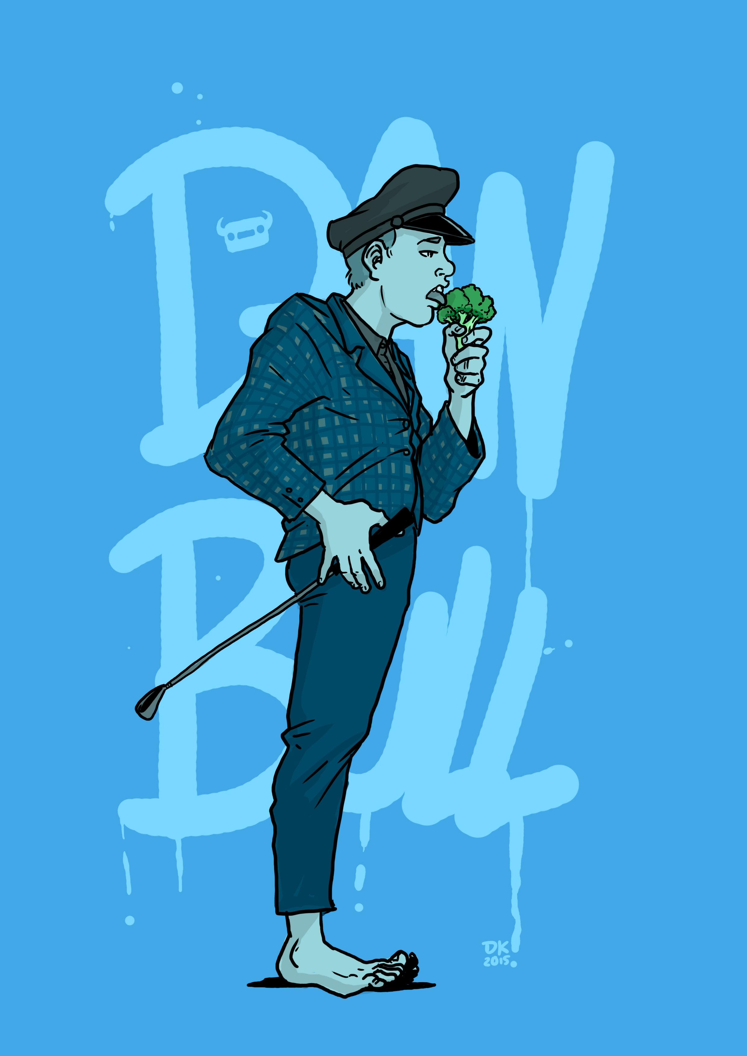 Dan bull (douglby) tribute
