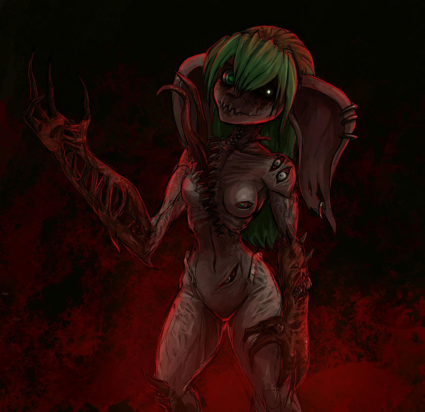 Asura Body Horror