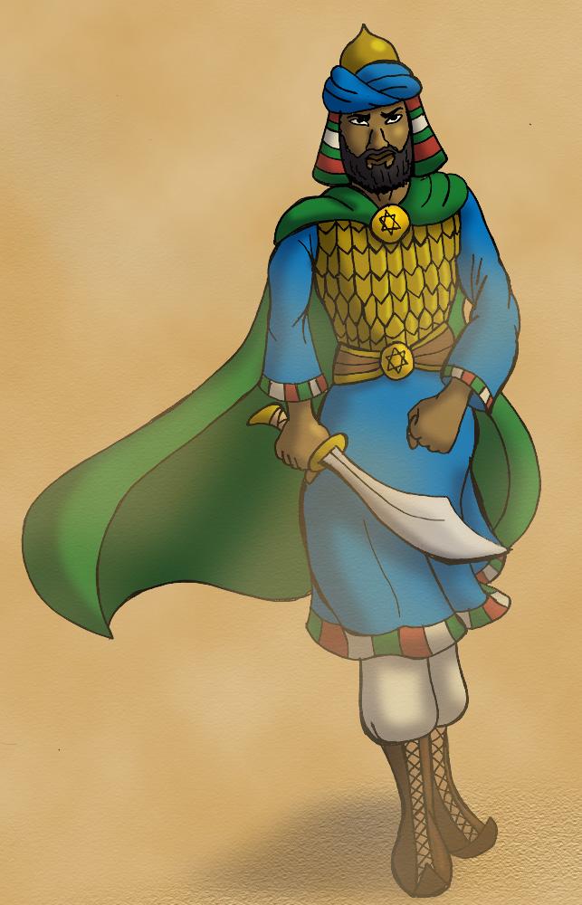 King David of Israel