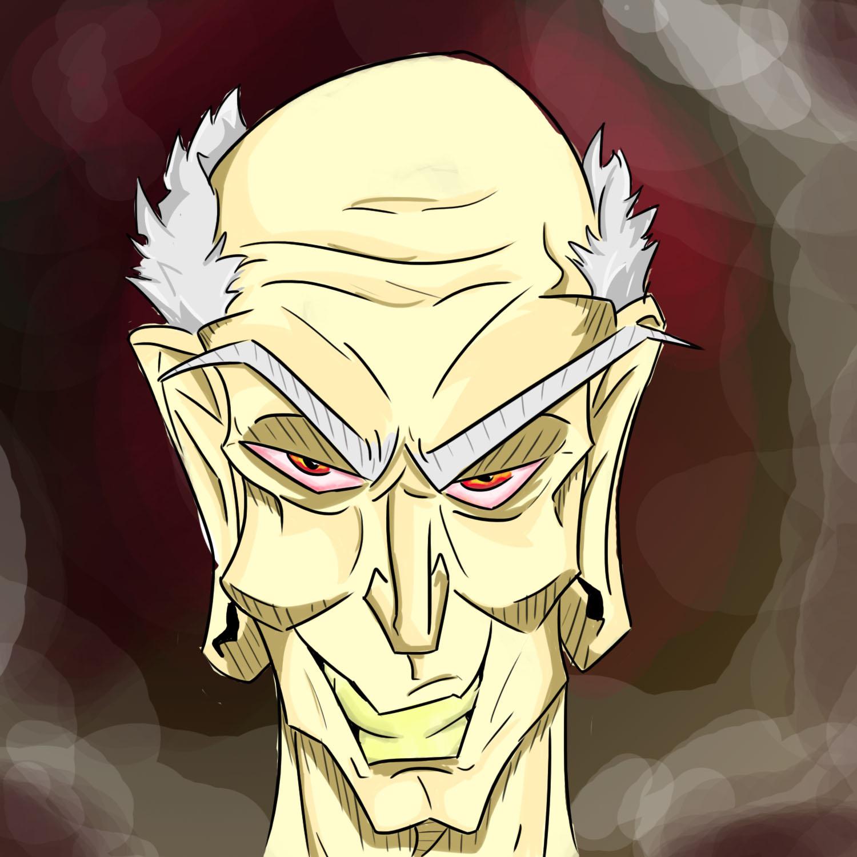 Creepy Old Man