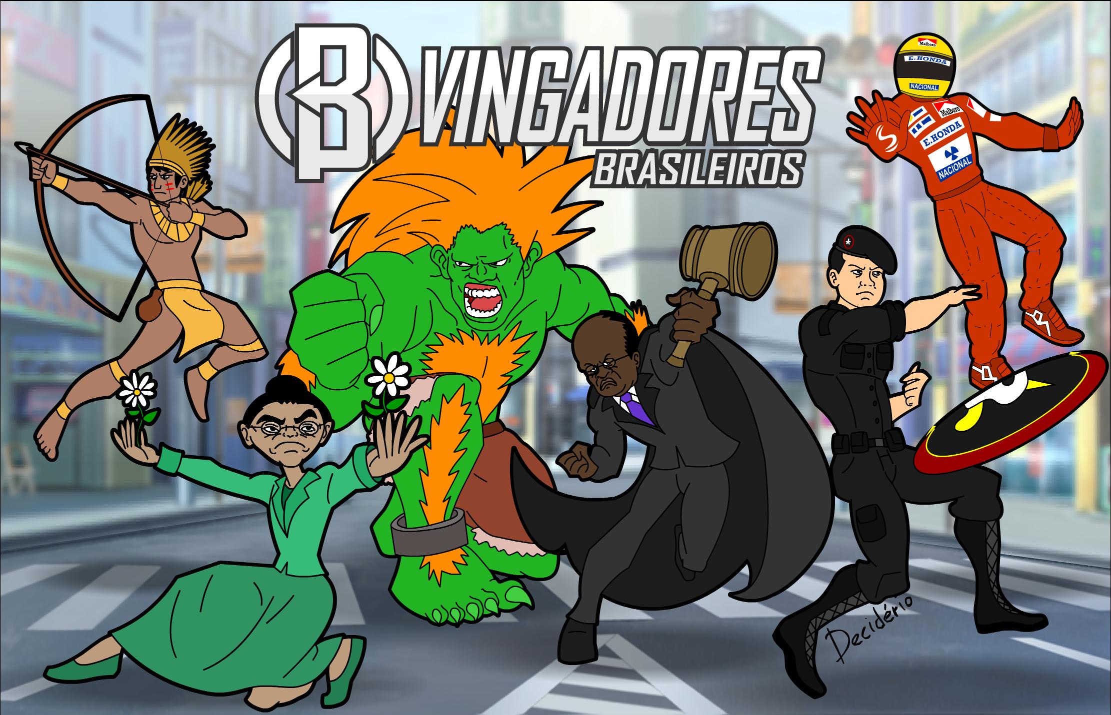 Brasilian Avengers