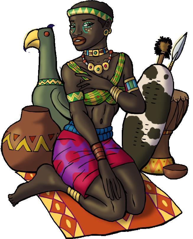 I am the Queen of Sheba