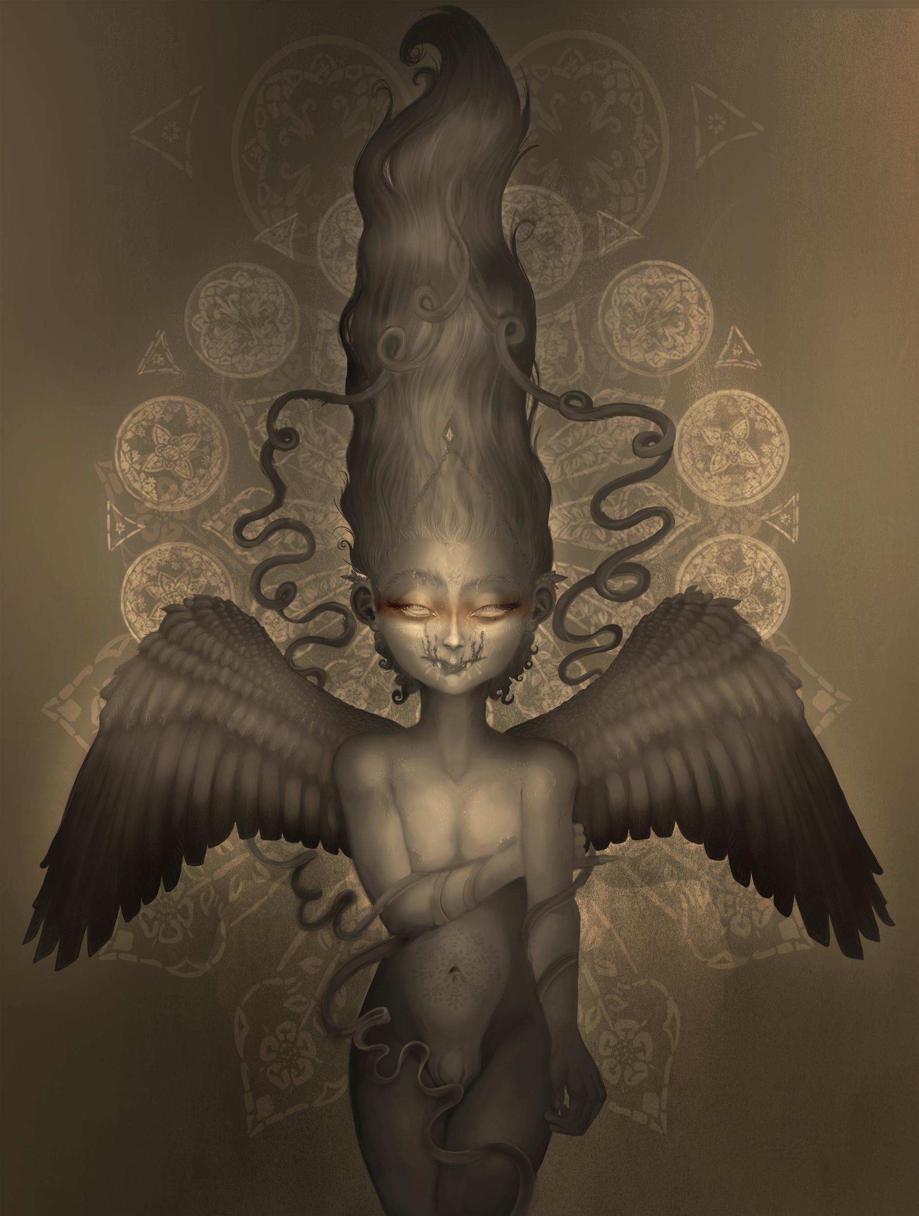 Below Seraphim