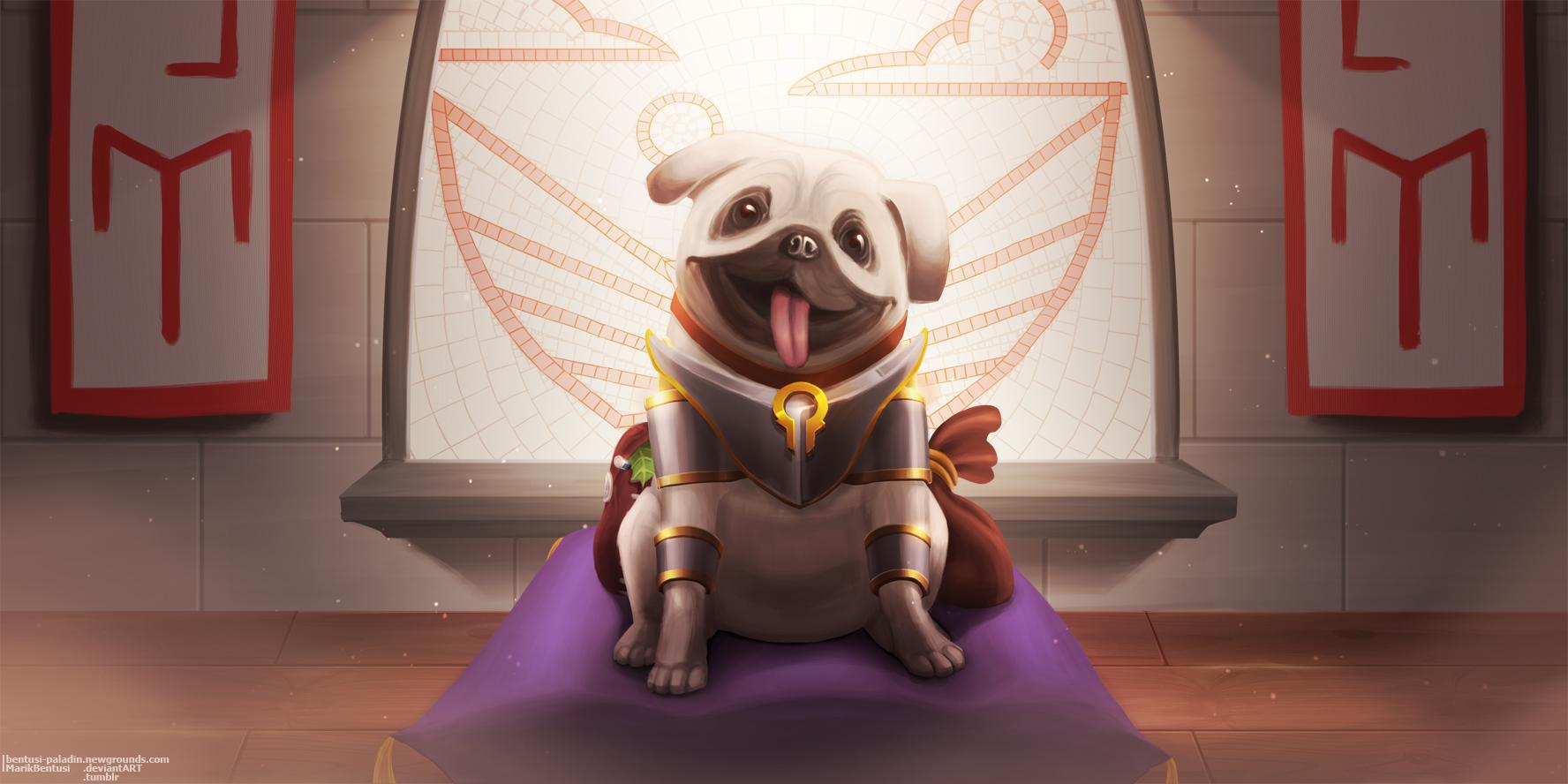 Someone's DOTA2 pug