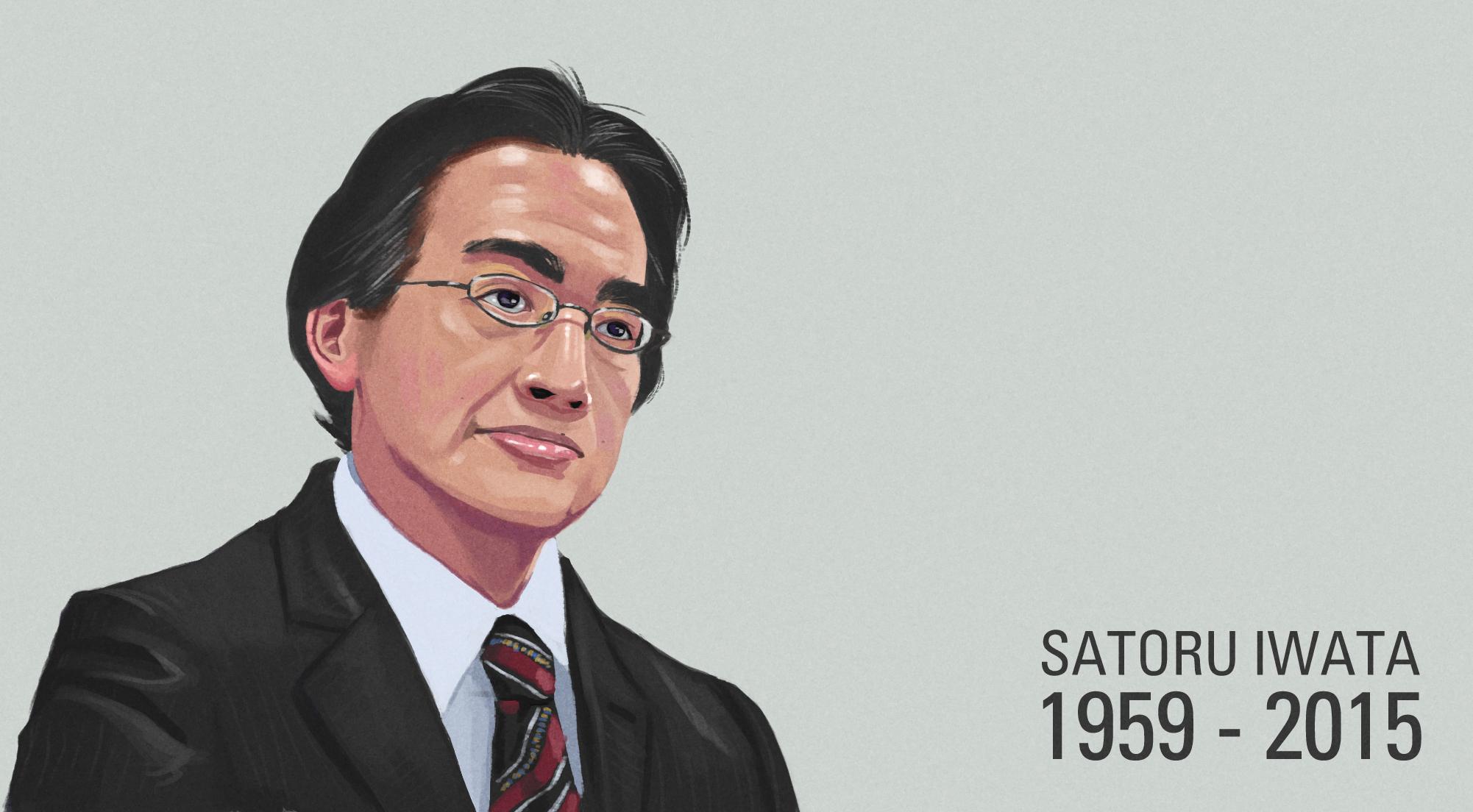 Thank You Mr. Iwata