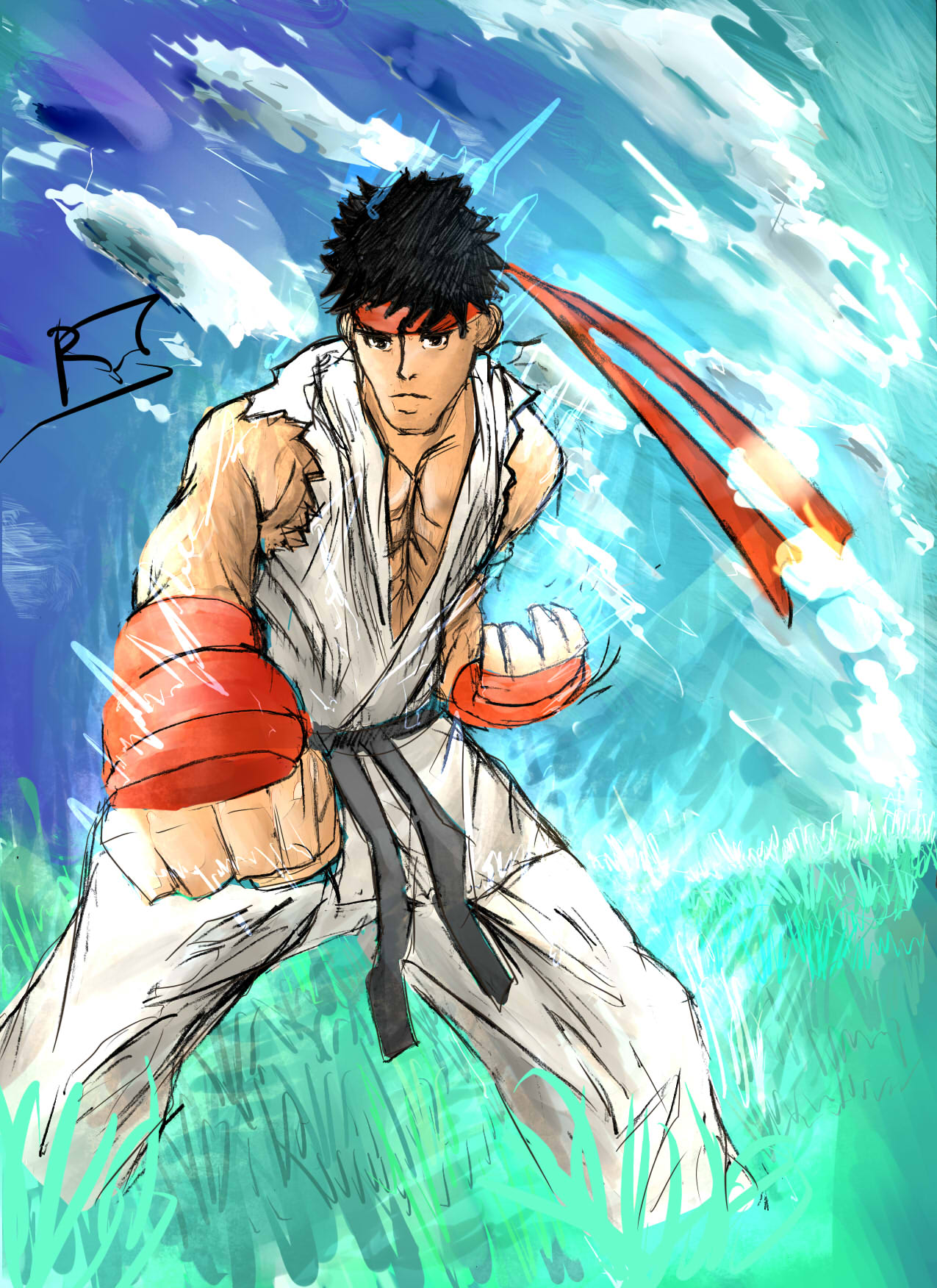 Ryu Training