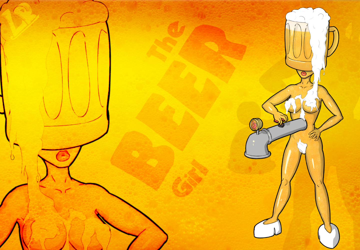 The Beer Girl