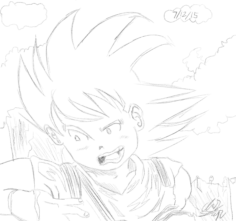 Kid Goku ^_^