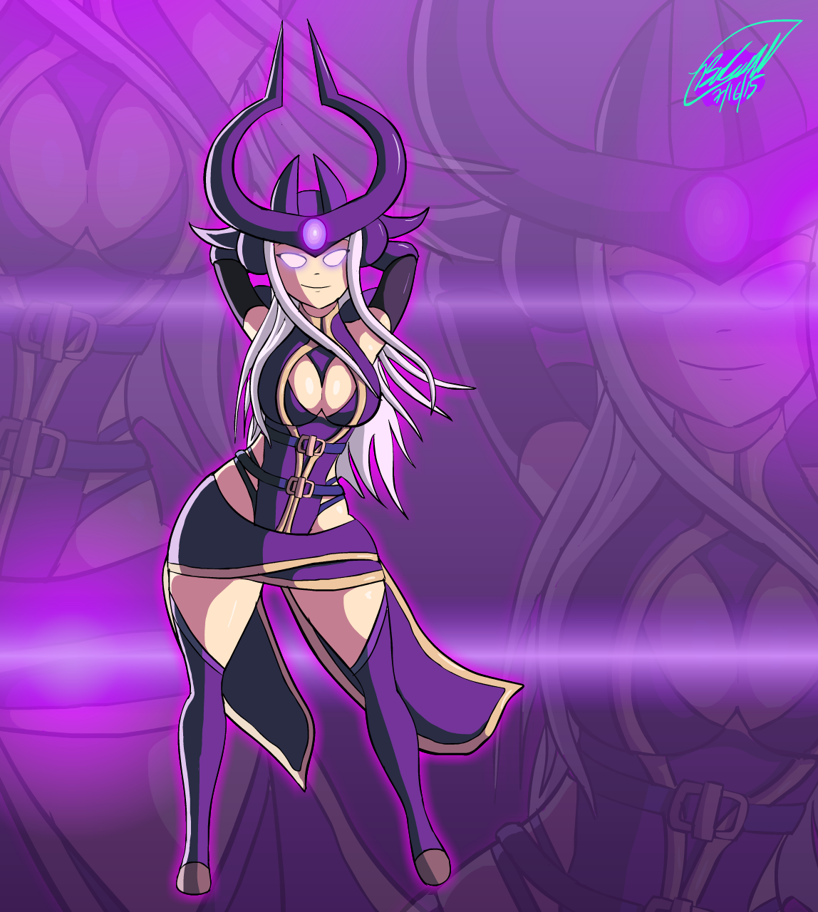 Syndra's Dance of Justice