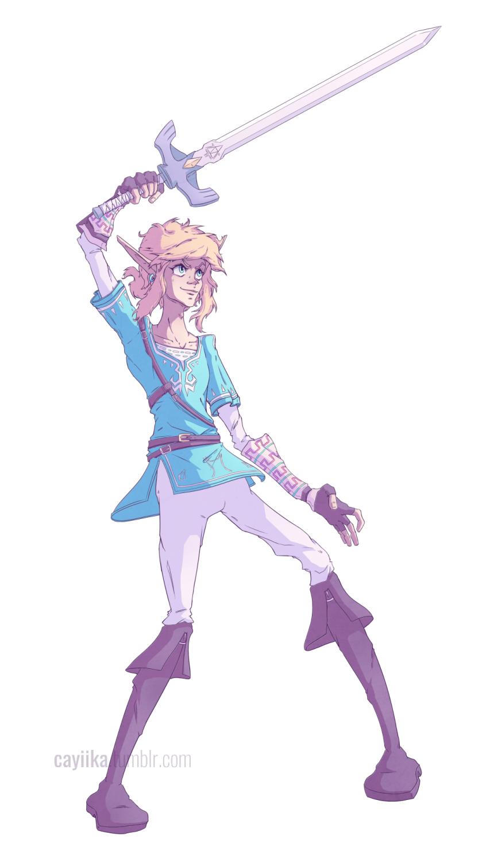 Wii U Zelda: Link