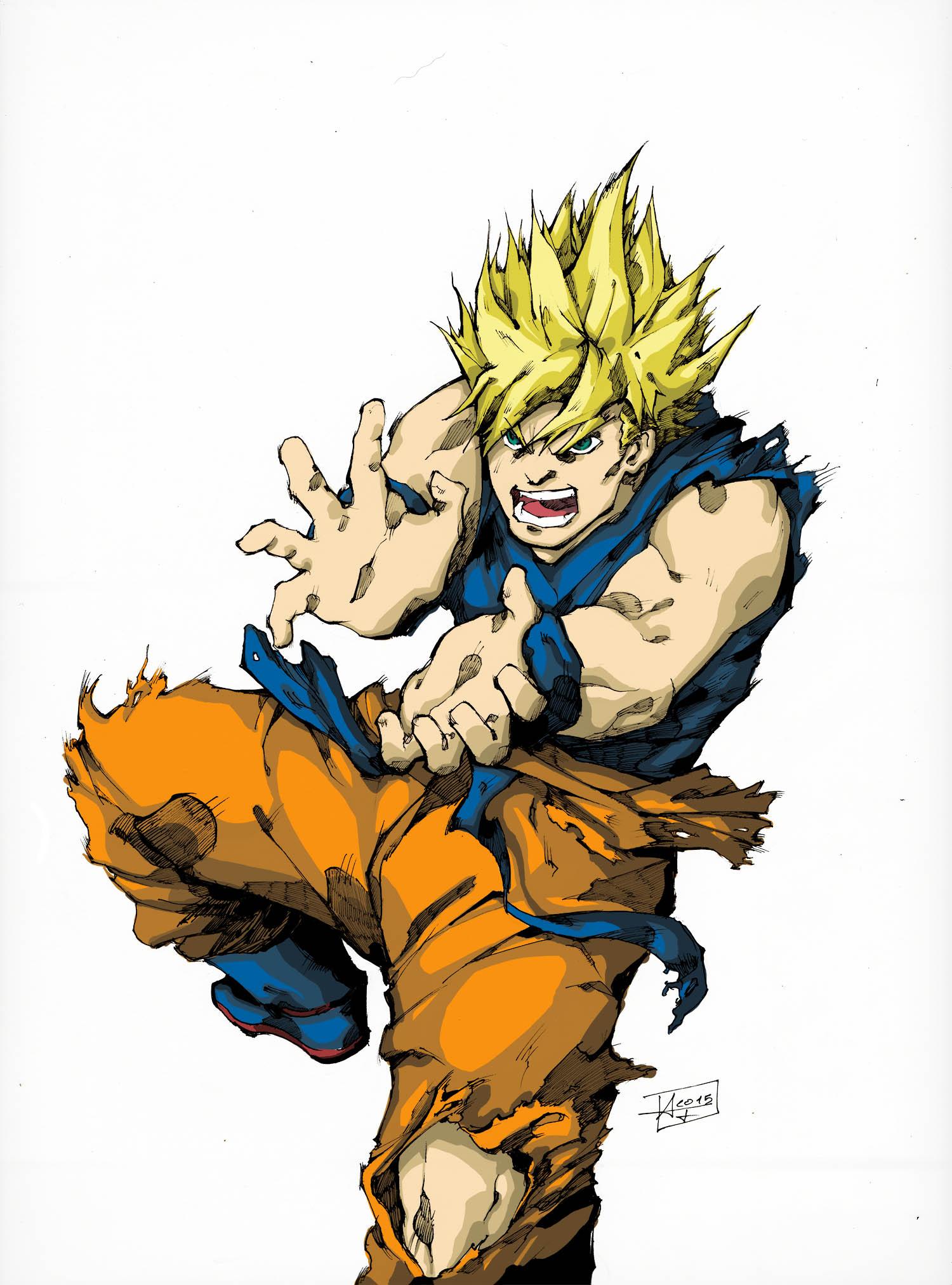 Goku Super Sayan