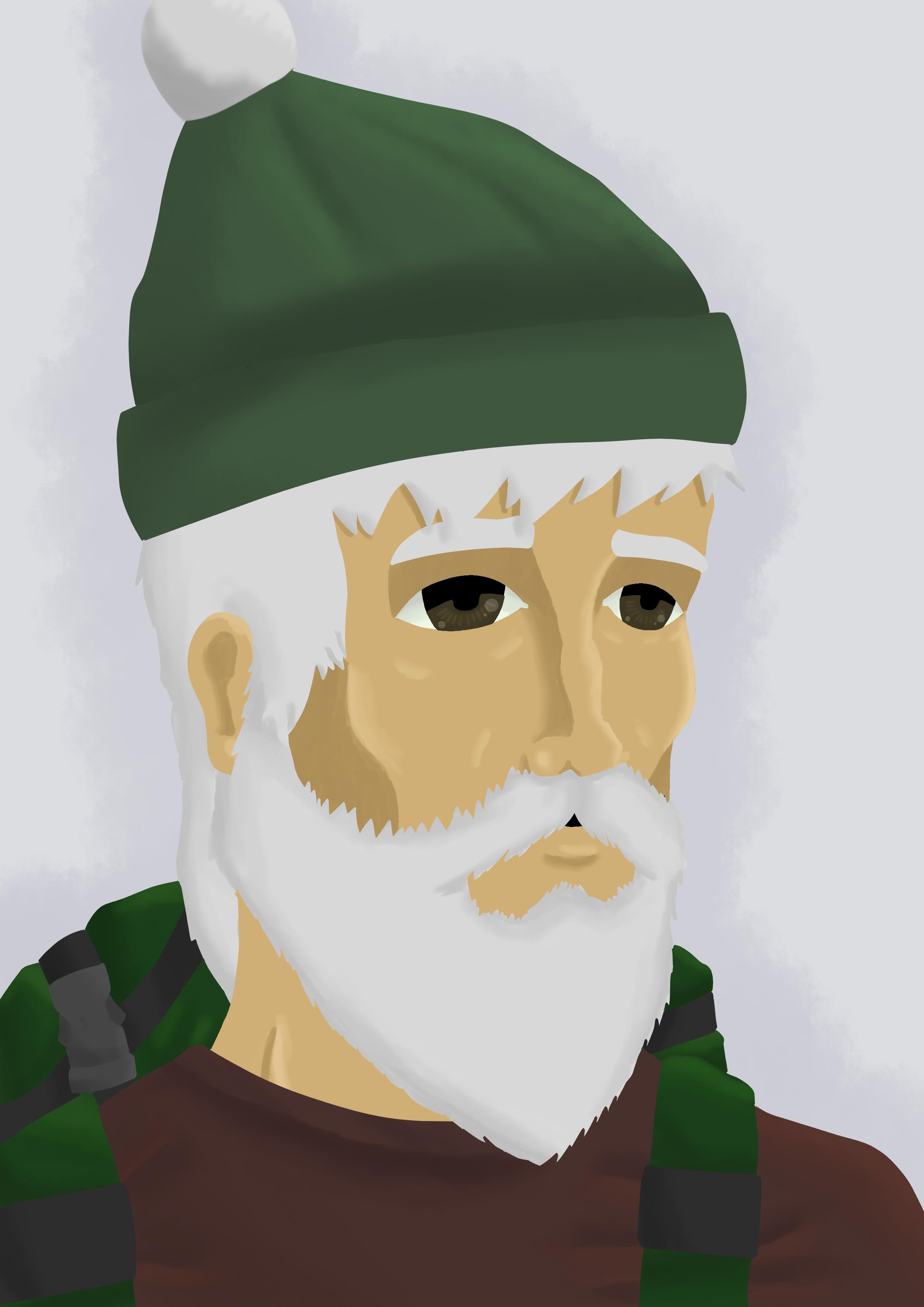 Old man Traveller
