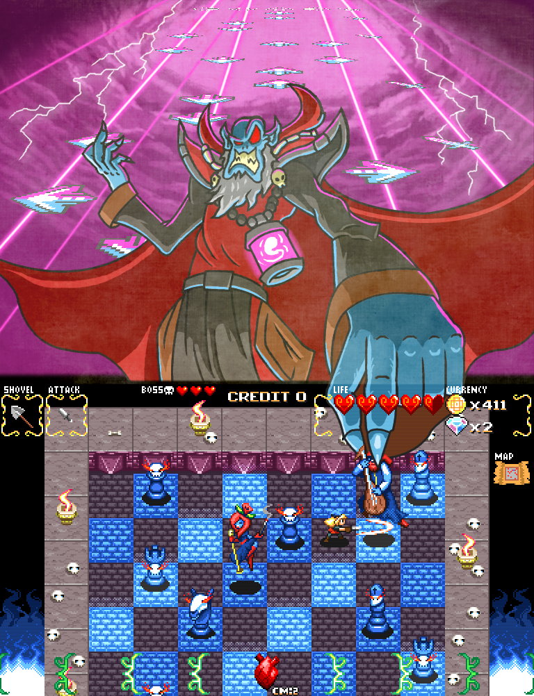 Go on my pathetic pawn and destroy Cadence! >:)