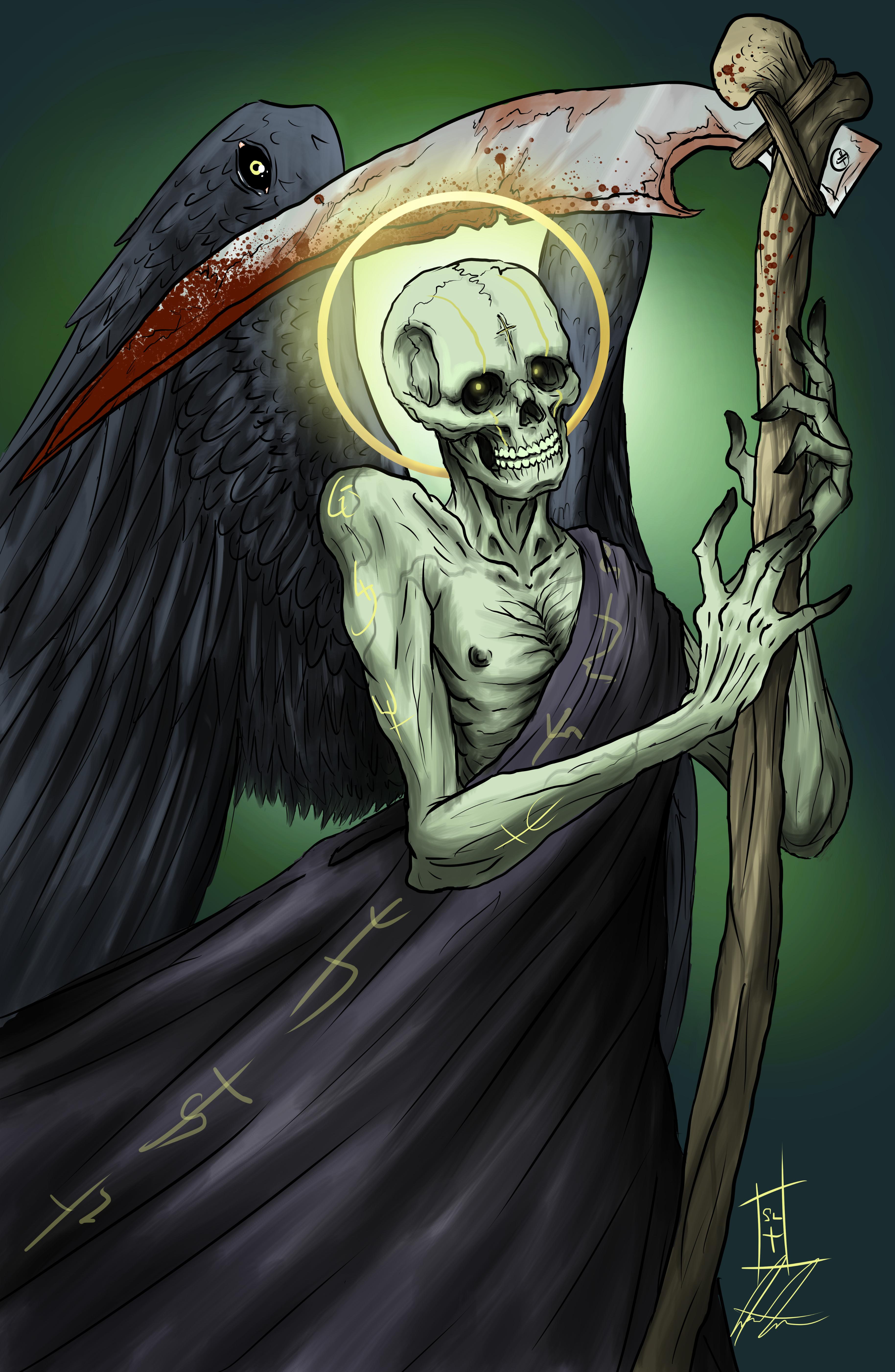 mortem consistant