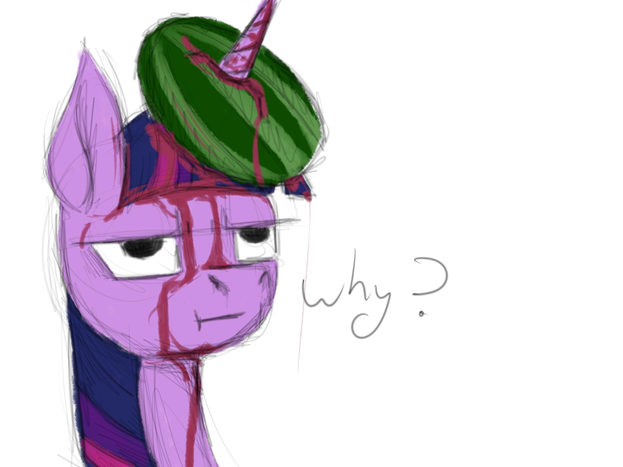 twilight hates melons