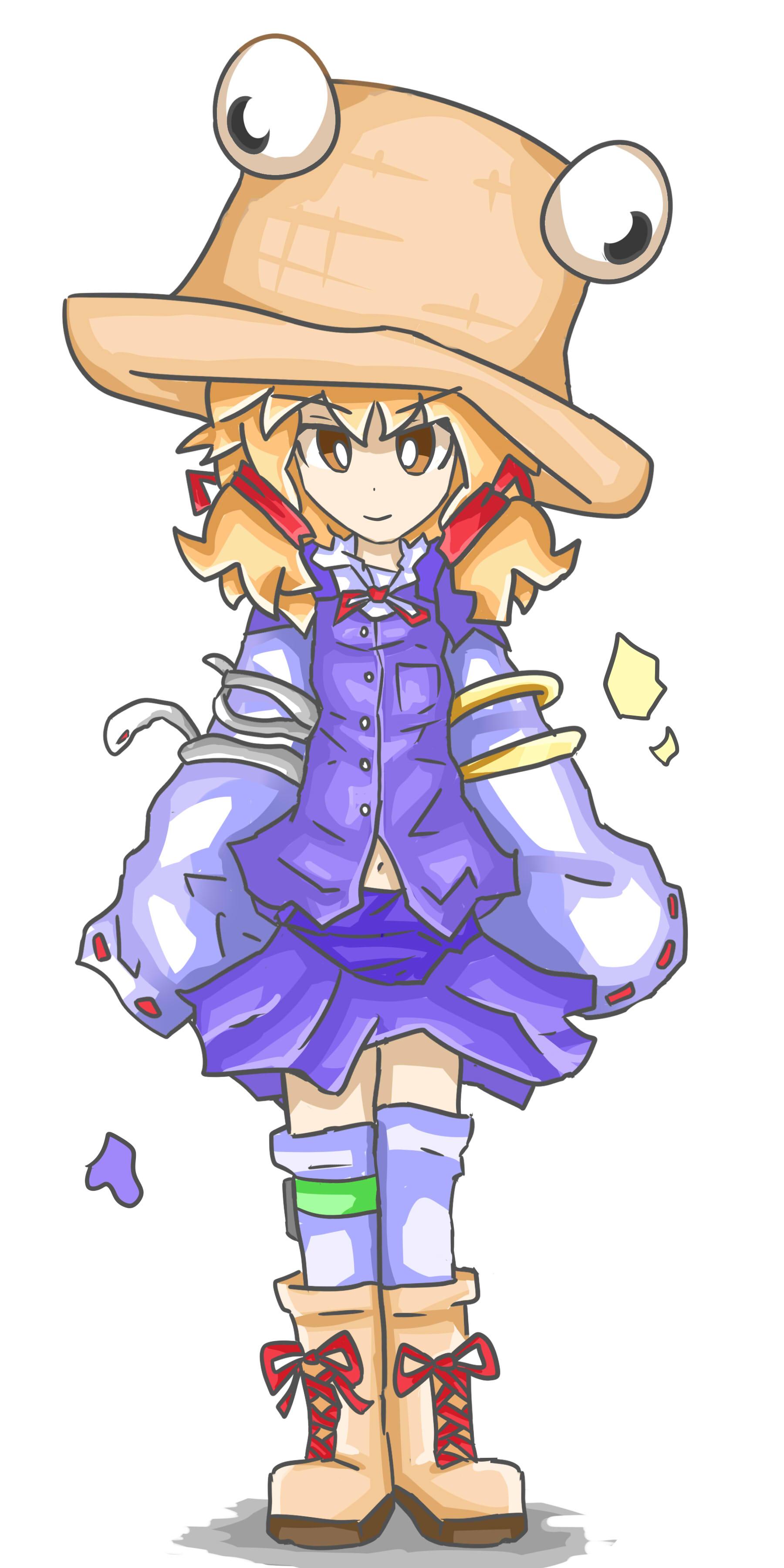 Touhou: Suwako
