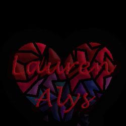 Lauren Alys shattered heart