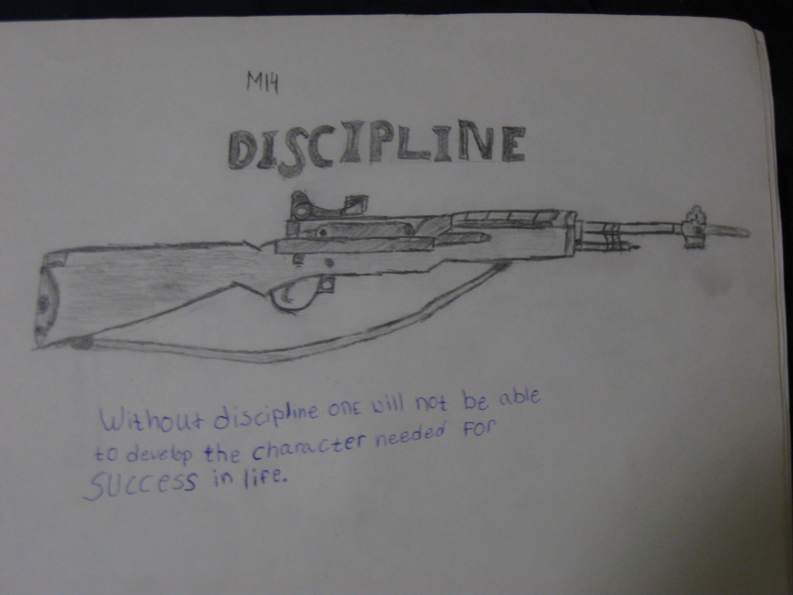 M14 Drill Rifle