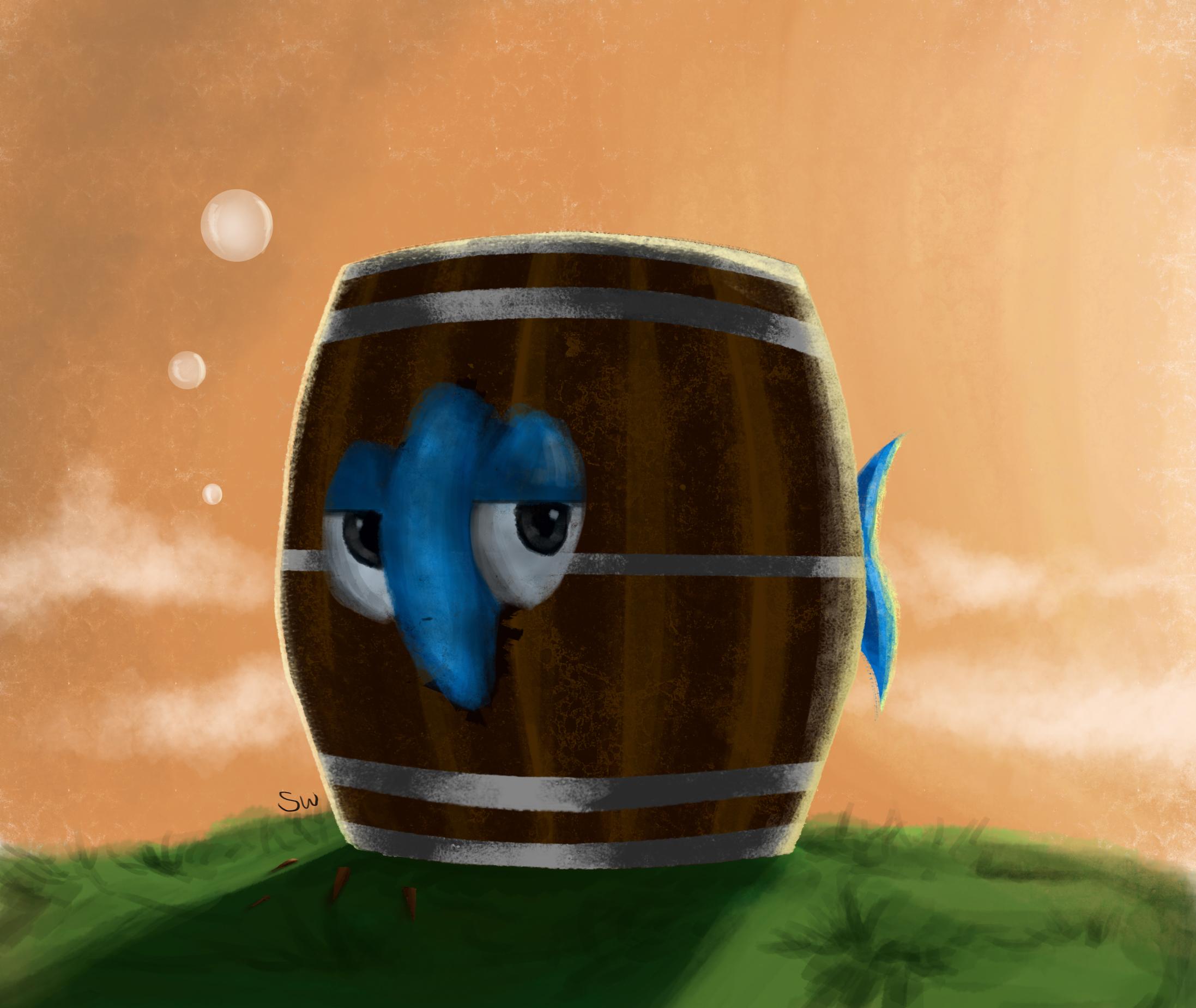 FishInABarrel