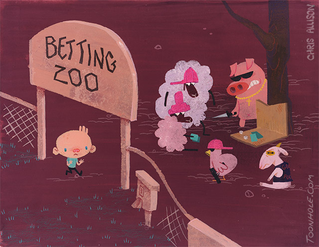 Betting Zoo