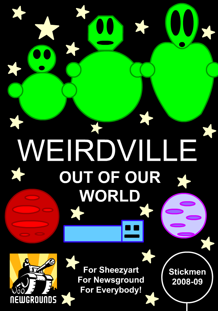 Weirdville! Movie Poster