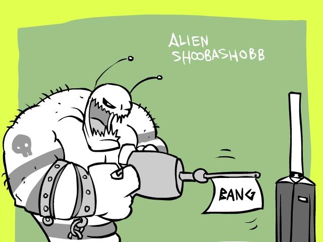 alien shoobashob