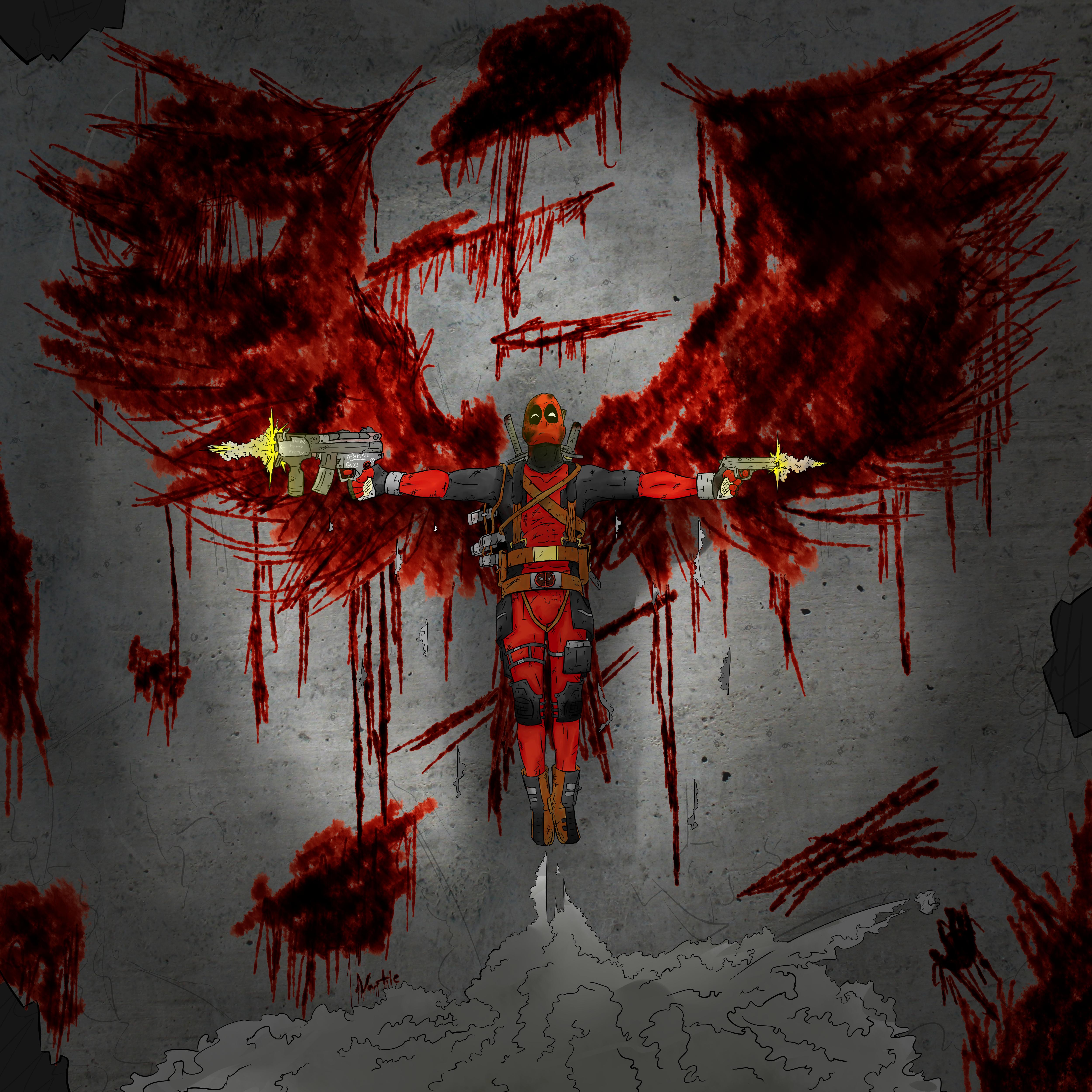 The Angel of Deadpool