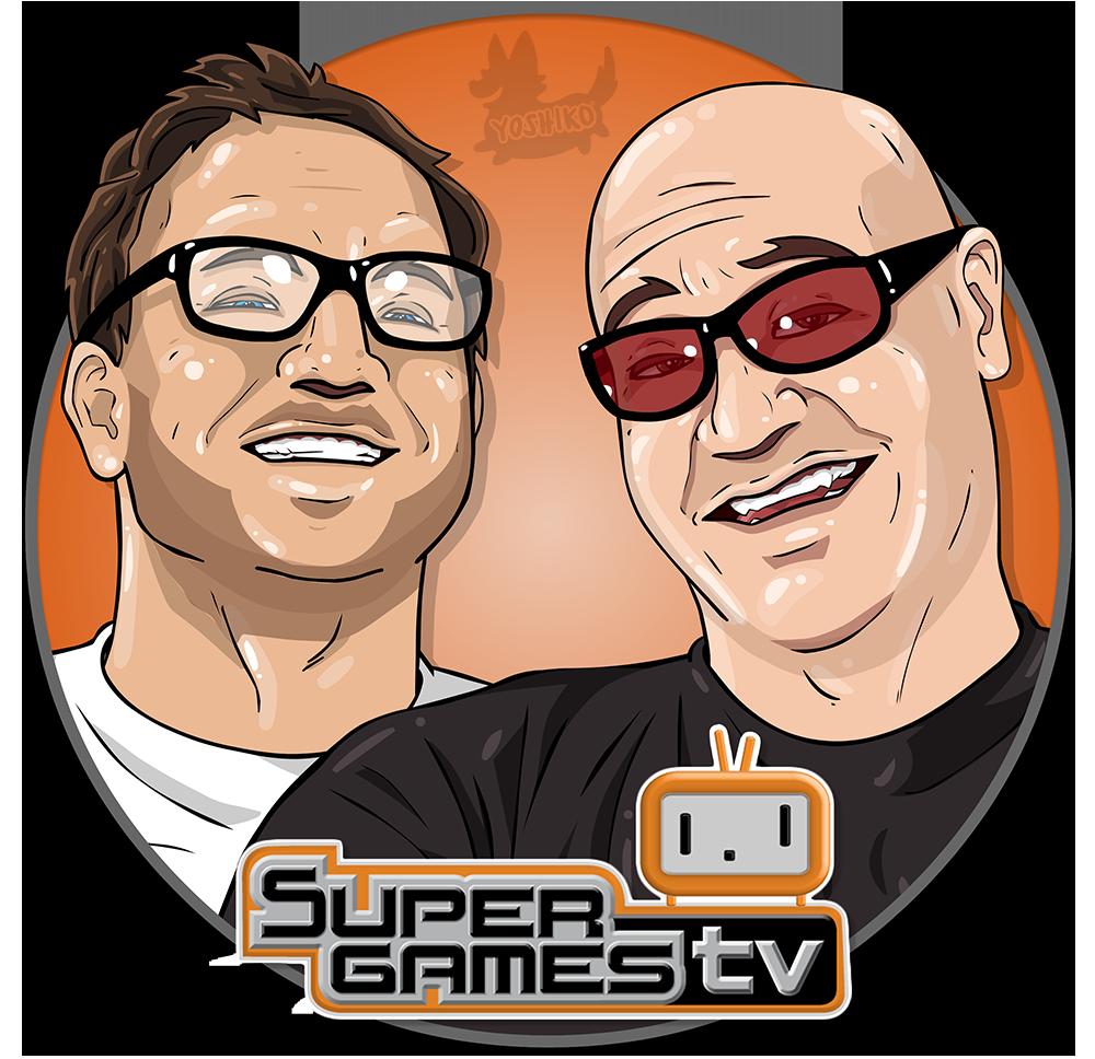 Super Games TV Fanart