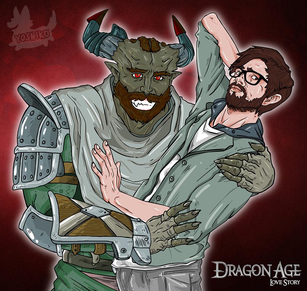 Dragon Age Love Story (Niklas Kolorz)