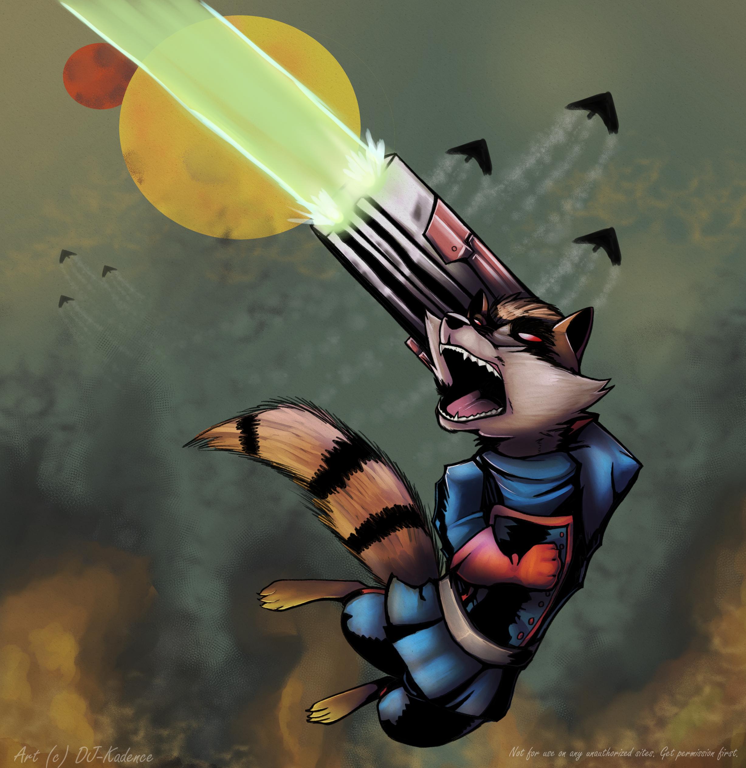 Rock It, Rocket!