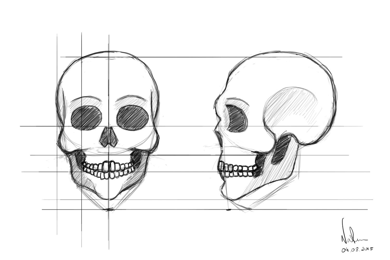 Skull Practise