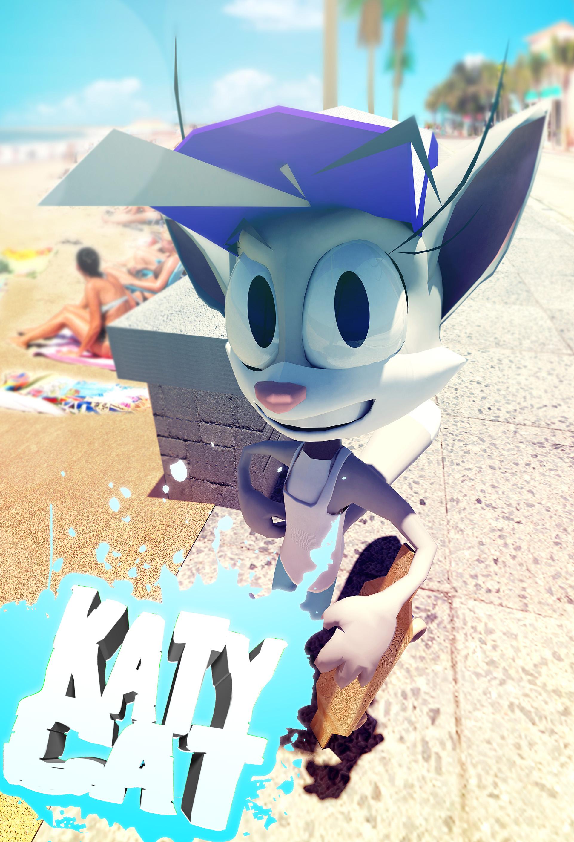 Katy 3D