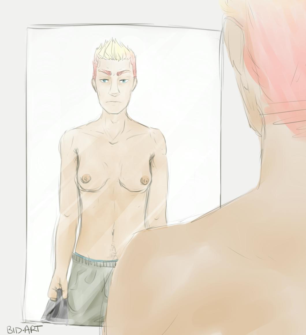 The Body. The Mirror. The Fiend.