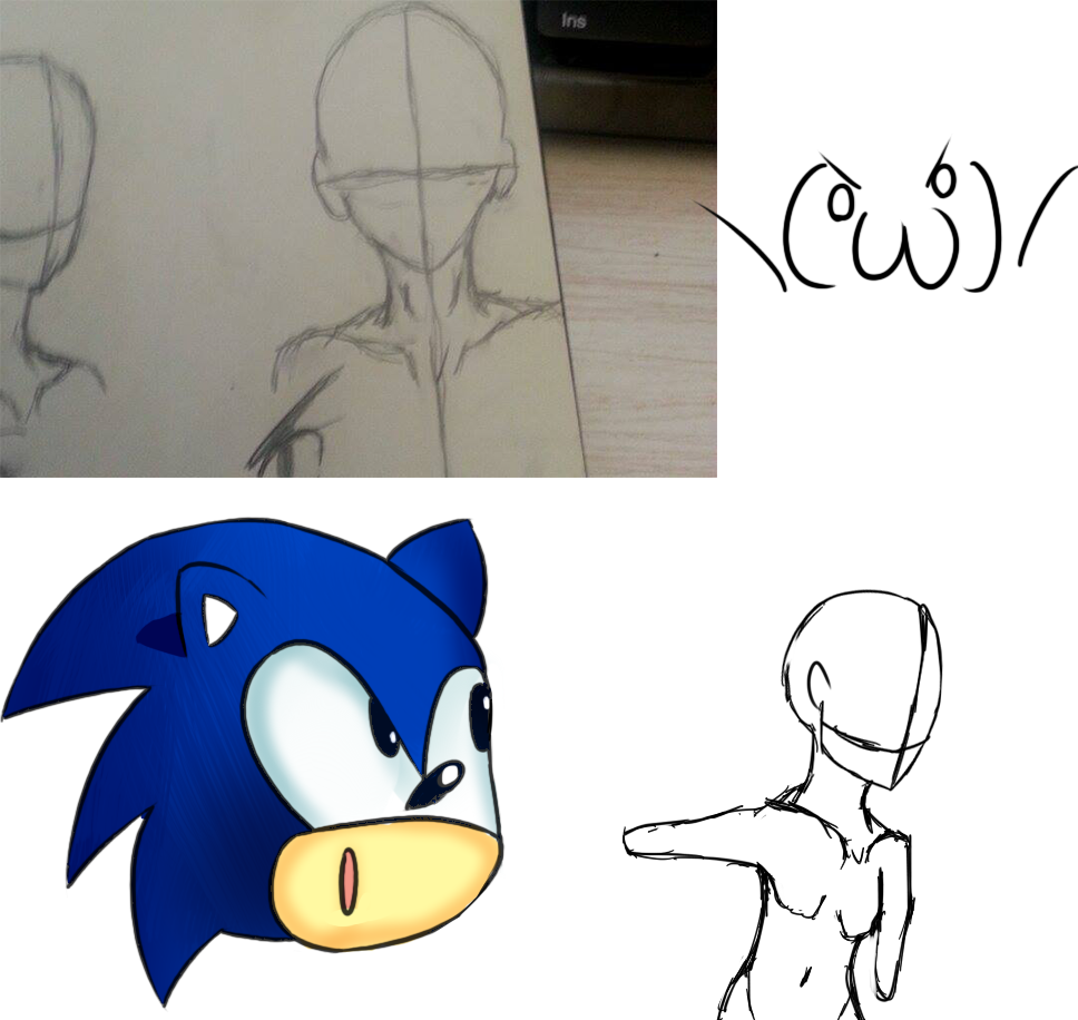 UNFINISHED BODIES AND A SONIC????!!!