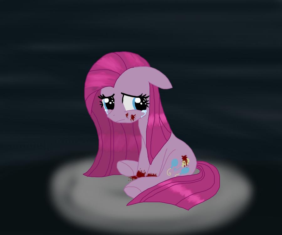 My little pony - Sad Pinkamena