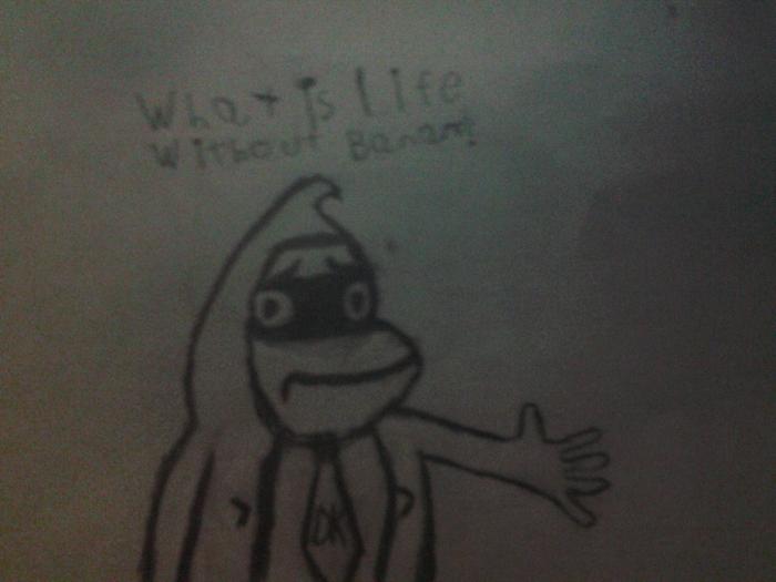 Something I drew for a Vinesauce stream