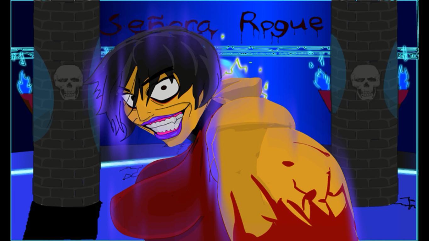 Madam Rogue (Torturing)