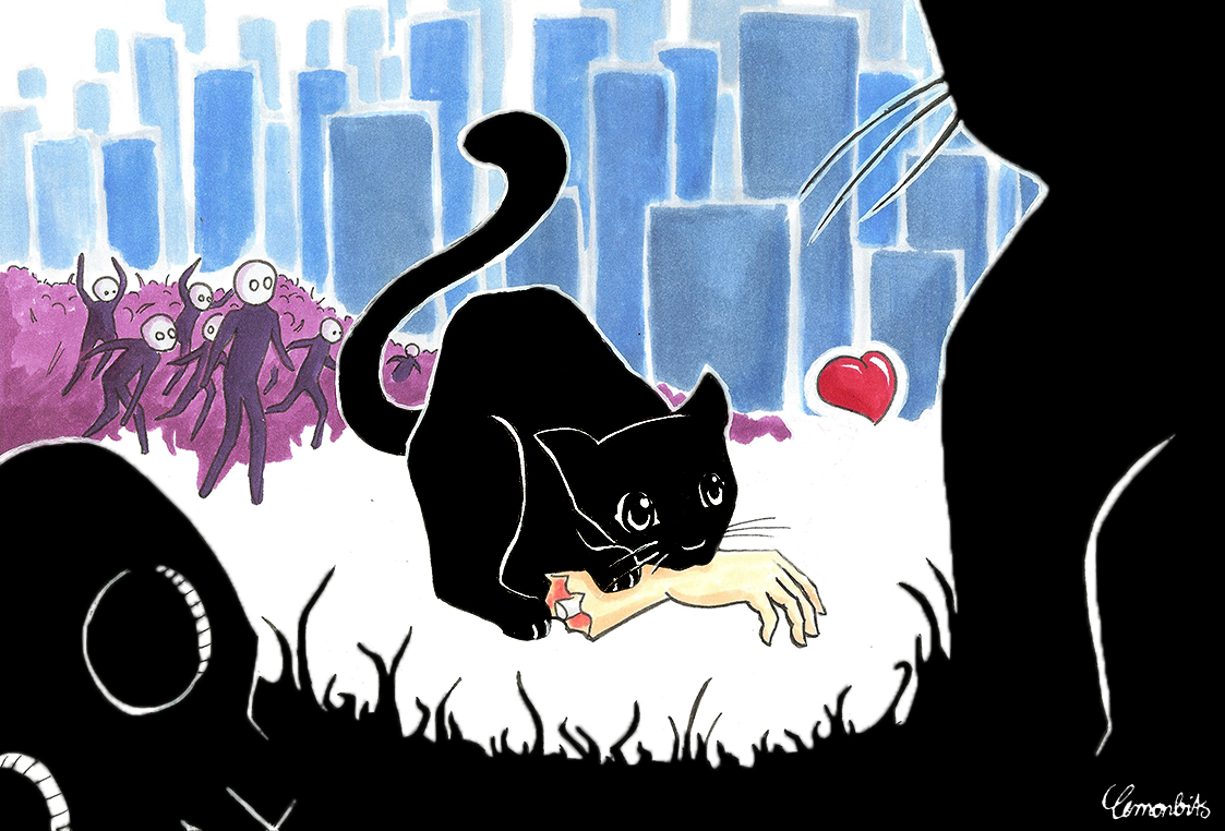 Cats, Love and Zombies