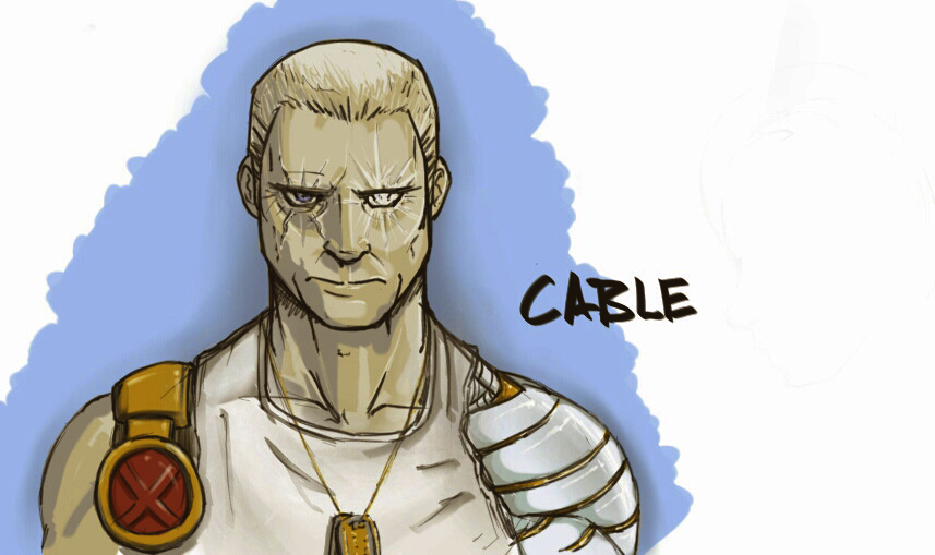 Marvel's Cable