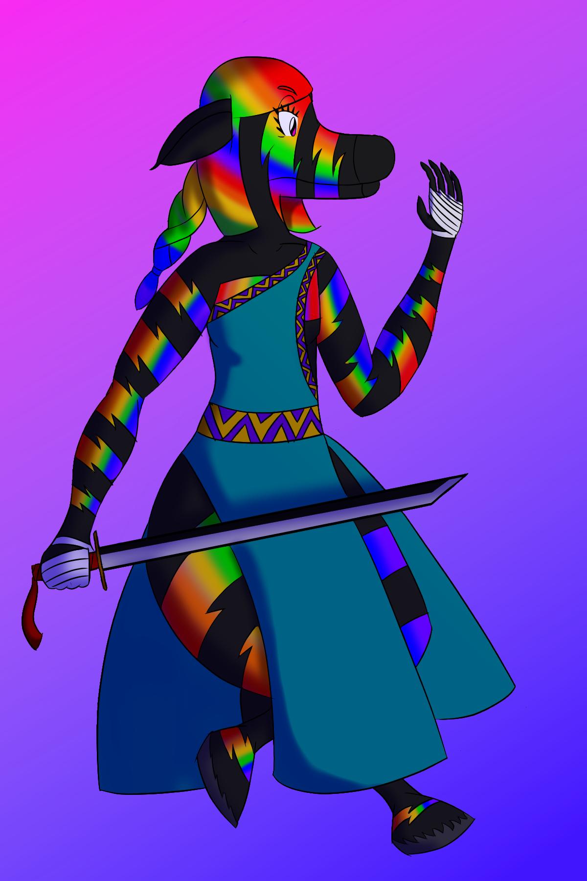 Prism Fencer