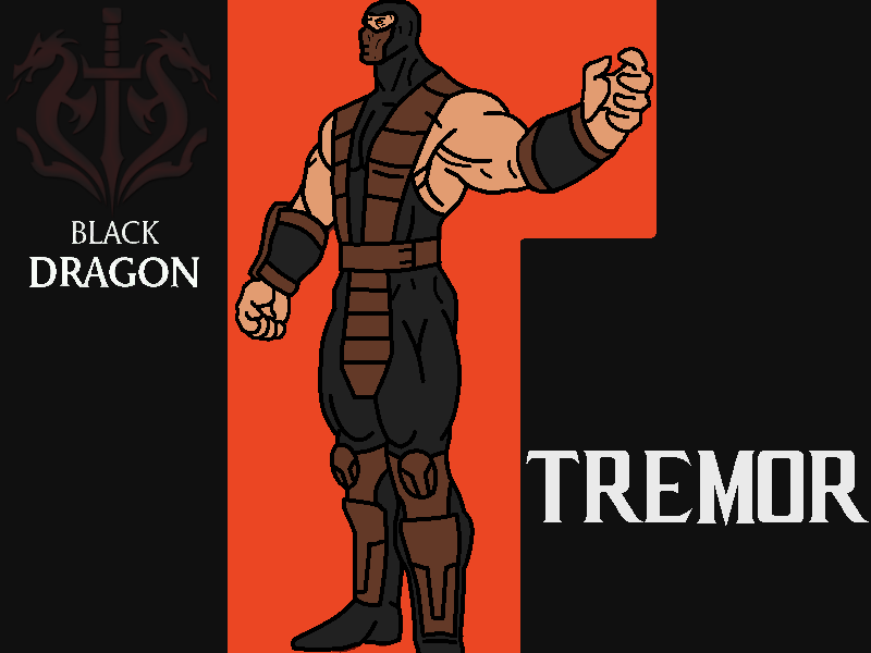 Mortal Kombat Special Forces- Tremor