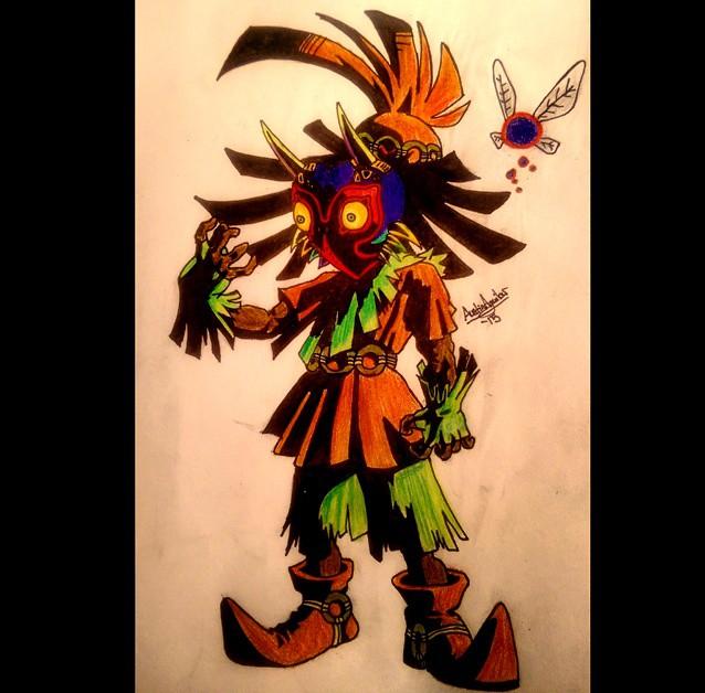 Skull Kid (LoZ: Majora's Mask)