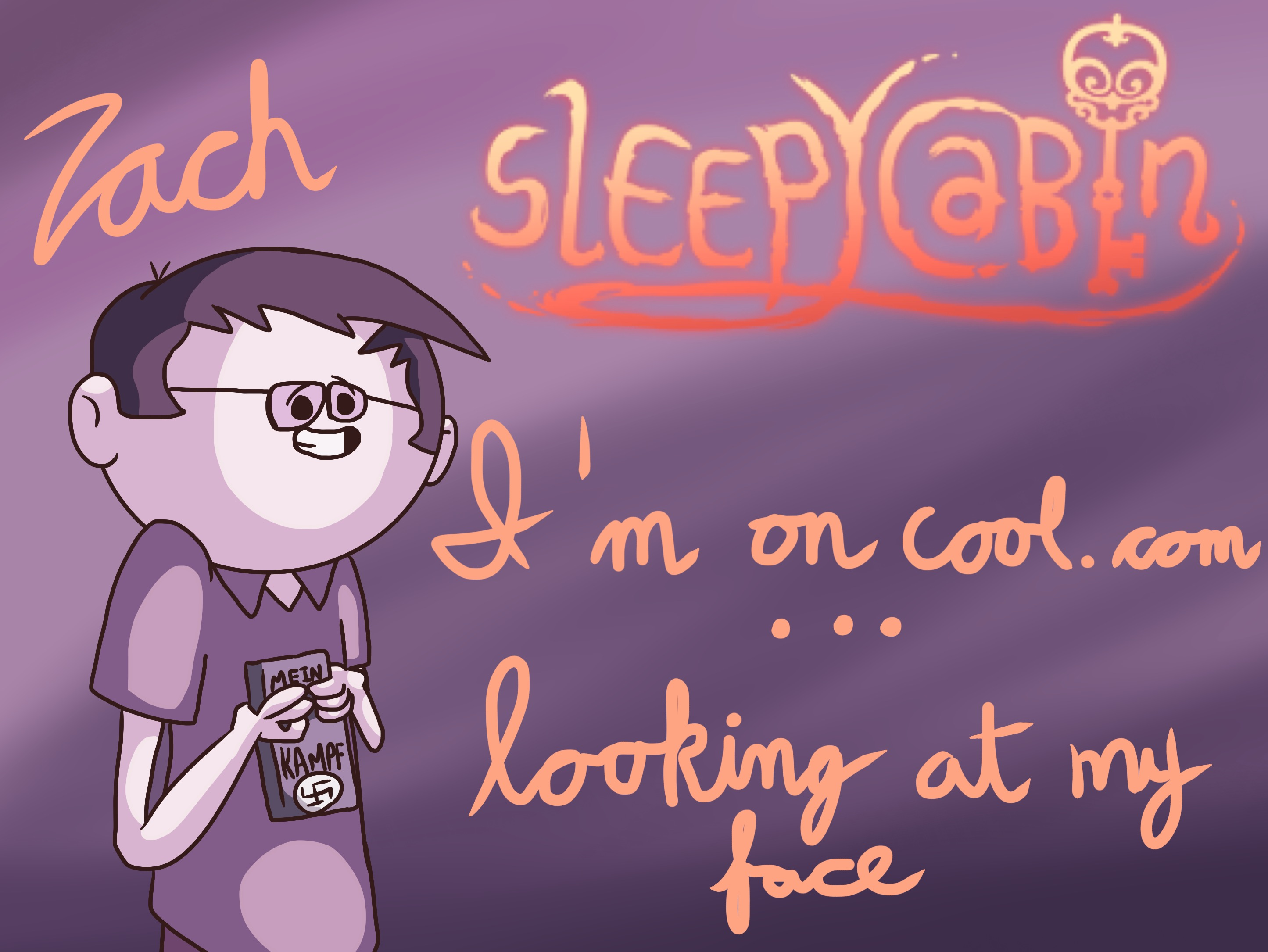 Sleepycast Season 1 Zach