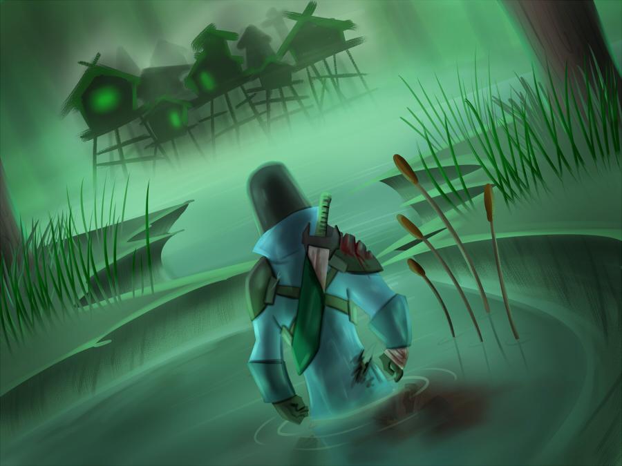 Journey through the swamp
