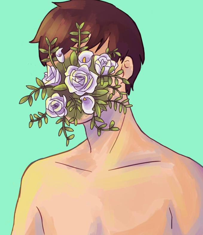 flower face round 2