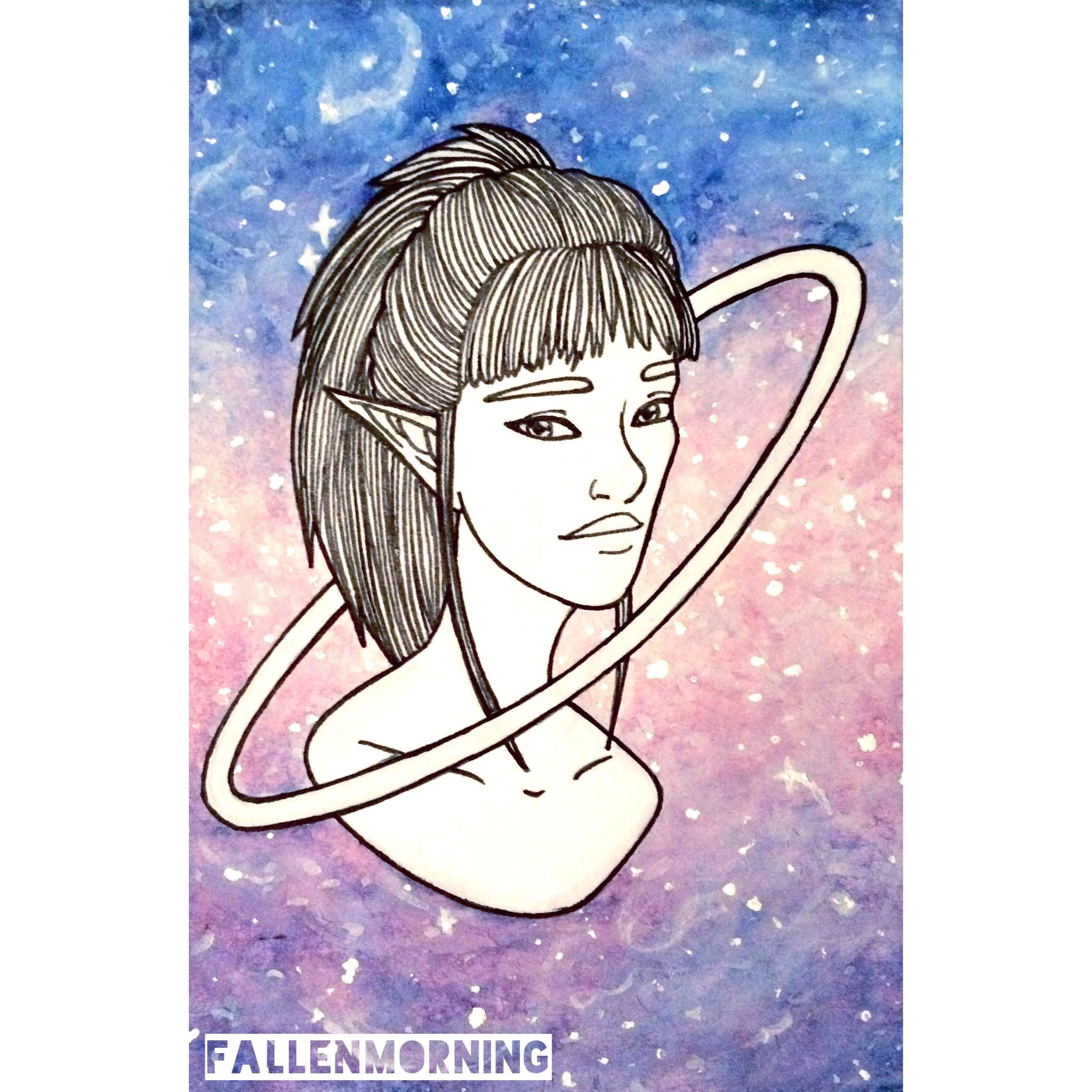Space Elves - Pastel Girl