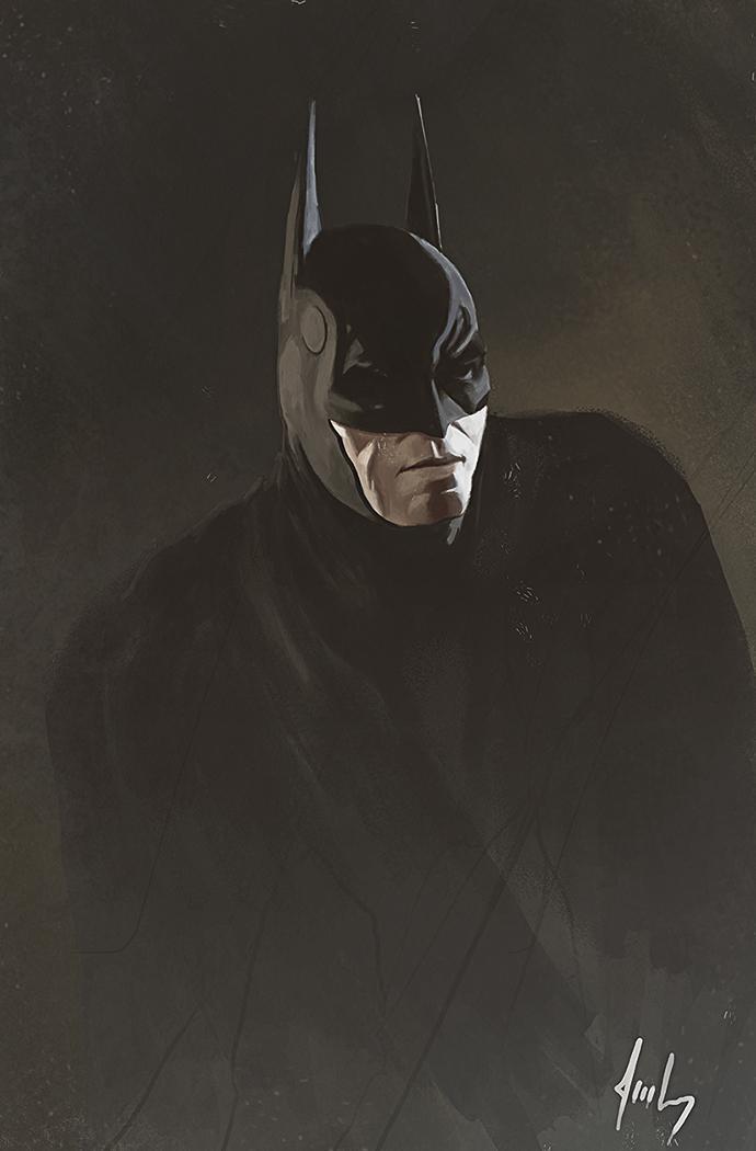 The Batman Portrait
