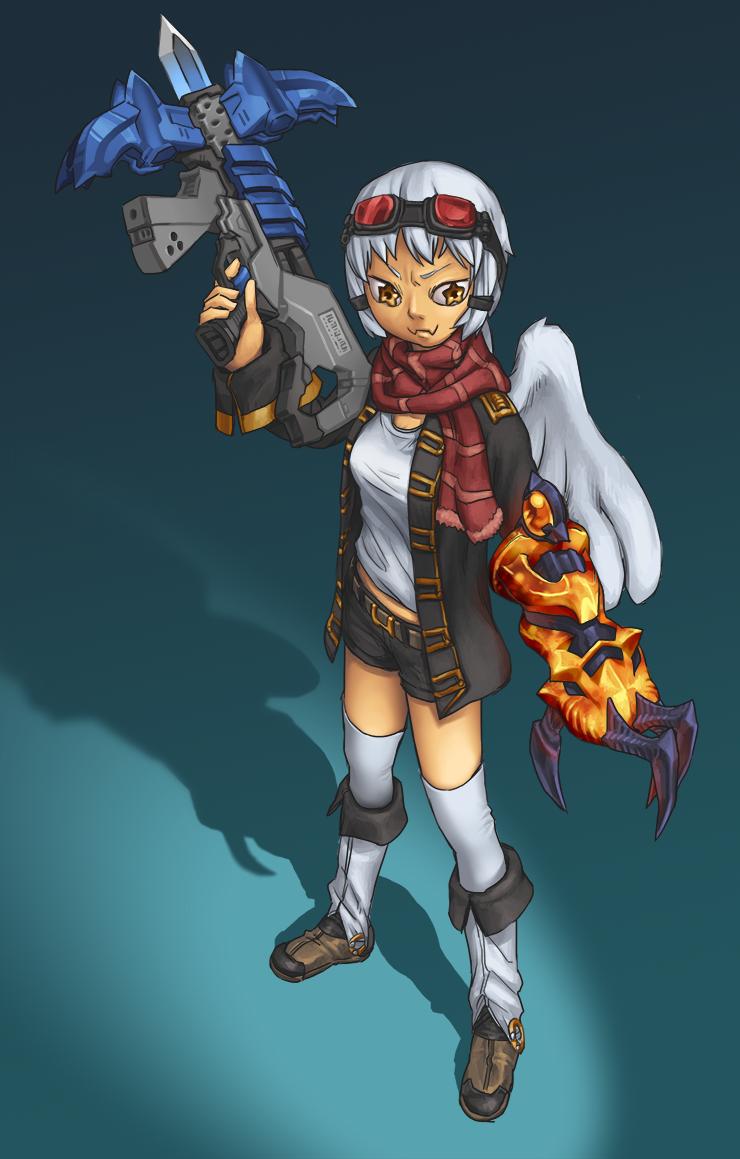 Sword launcher